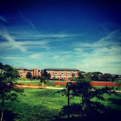 Photo taken at University of Maryland - Baltimore County by Danial M. on 9/20/2012
