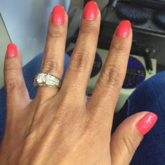 Photo taken at Art Nails by Andrea R. on 1/11/2016