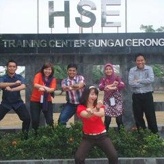 Photo taken at Pertamina HSE Training Center by Amran A. on 9/23/2012