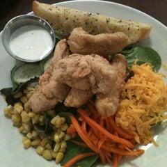 Photo taken at Black Walnut Café - The Woodlands by Stephen G. on 7/24/2013