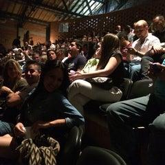 Photo taken at Teatro Aguila Descalza by Fez on 7/18/2015