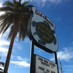 Photo taken at Green Turtle Inn by Robin B. on 12/15/2012