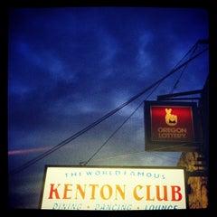 Photo taken at Kenton Club by Amanda Young on 8/15/2013