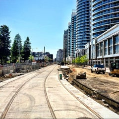 Photo taken at Queen's Quay Terminal by Jason P. on 7/11/2014