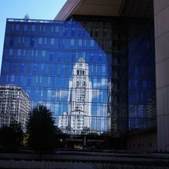 Photo taken at LAPD Headquarters by Jason P. on 5/12/2013