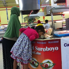 Photo taken at Carrefour by Syaroni A. on 8/2/2015