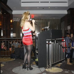 Photo taken at The Empire Lounge @ Level Zero by Edwin T. on 12/1/2012