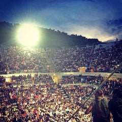 Photo taken at Foro Italico by Рада М. on 7/9/2013