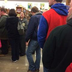 Photo taken at Half Price Books by Tina B. on 2/15/2014