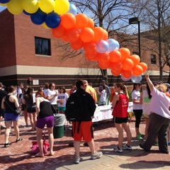 Photo taken at Schine Student Center by Bryan Chin-Yu C. on 4/28/2013