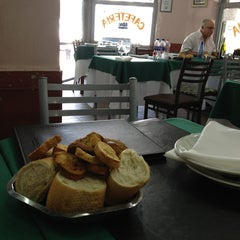 Photo taken at La Taberna de Roberto by analia a. on 12/20/2012