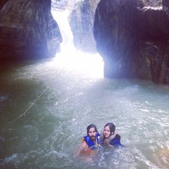 Photo taken at Matacanes by Caty C. on 8/14/2014