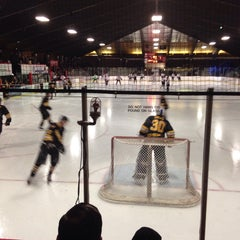 Photo taken at Richfield Ice Arena by Nysha on 2/1/2015