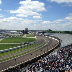 Photo taken at Indianapolis Motor Speedway by Steven J. on 5/24/2013