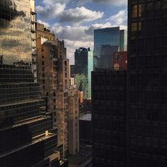 Photo taken at 666 3rd Avenue by Matt V. on 1/4/2013