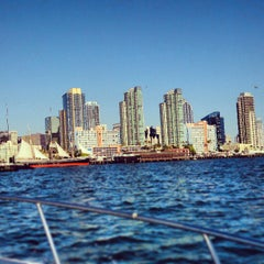 Photo taken at Downtown San Diego by A Z. on 6/16/2013