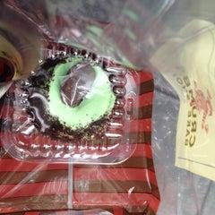 Photo taken at Crumbs Bake Shop by Kristen F. on 1/31/2014