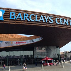 Photo taken at Barclays Center by Paul B. on 6/27/2013