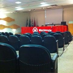 Photo taken at Centro de Comunicação e Letras (CCL) by Alê M. on 10/29/2012