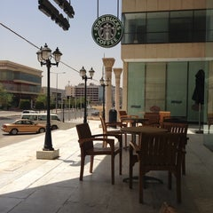 Photo taken at Starbucks | ستاربكس by Mohammed A. on 6/21/2013