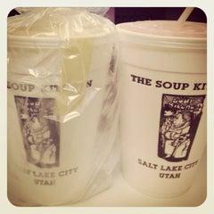 Photo taken at Soup Kitchen by Renata H. on 10/11/2013