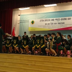 Photo taken at Bukit View Secondary School by Syamsul Anwar on 4/19/2013