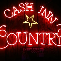 Photo taken at Cash Inn Country by Jen E. on 9/23/2012