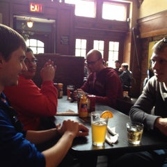 Photo taken at Grand Trunk Pub by Eric J. on 5/11/2013