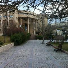 Photo taken at Bilkent Üniversitesi by Aykut A. on 2/14/2013