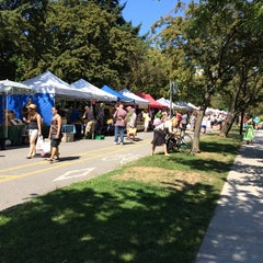Photo taken at West End Farmers Market by Lyndsey L. on 8/2/2014