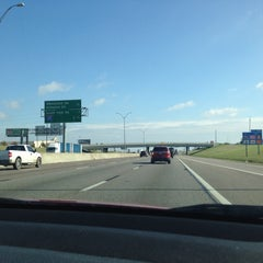 Photo taken at Interstate 20 (I-20) by William G. on 11/26/2013