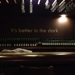 Photo taken at O. Noir by Elizabeth V. on 9/29/2012