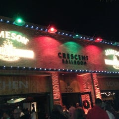 Photo taken at Crescent Ballroom by Kent H. on 12/4/2012