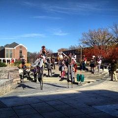 Photo taken at Nebraska Union by Fyonna Beatrice T. on 10/29/2012