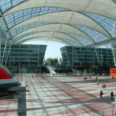 "Photo taken at München Flughafen ""Franz Josef Strauß"" (MUC) by Yusri Echman on 6/29/2013"