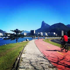 Photo taken at Aterro do Flamengo by Rhaissa V. on 6/29/2013
