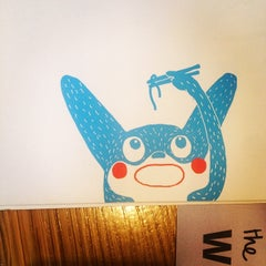 Photo taken at Wagamama by Sam P. on 3/22/2014