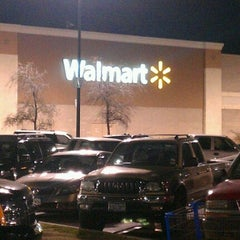 Photo taken at Walmart Supercenter by Travis W. on 12/25/2012
