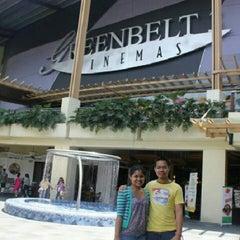 Photo taken at Greenbelt 3 Cinemas by Jackie J. on 11/24/2012