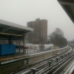 Photo taken at SEPTA: MFL 46th Street Station by Christopher B. on 3/1/2015