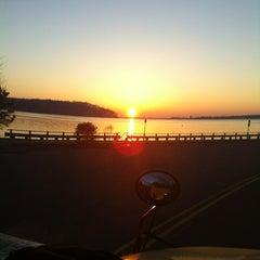 Photo taken at Oceanic Bridge by Jack D. on 2/25/2013