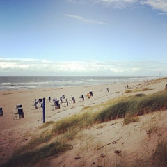 Photo taken at Weststrand Hörnum by Websenat on 9/18/2012