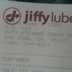Photo taken at Jiffy Lube by Don T. on 1/9/2013