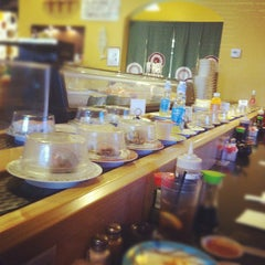 Photo taken at Teharu Sushi by Jesus A. on 9/16/2012