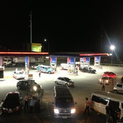 Photo taken at Petron Service Station by Brian P. on 5/17/2013