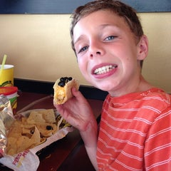 Photo taken at Moe's Southwest Grill by Mary A. on 7/27/2013