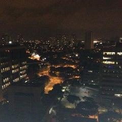 Photo taken at Mercure São Paulo Nações Unidas by Fabricio A. on 3/1/2013