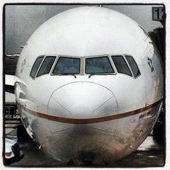 Photo taken at Terminal C by Rick G. on 1/12/2013