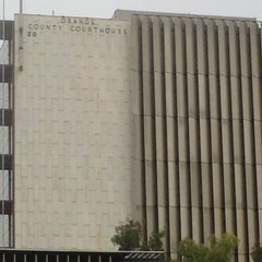 Photo taken at Orange County Superior Court by Vincent T. on 12/18/2012