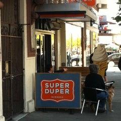 Photo taken at Super Duper Burger by Daniel H. on 4/29/2013